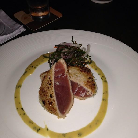 Shiso Panko Crusted Big Eye Ahi - DUO - Steak & Seafood, Wailea, HI