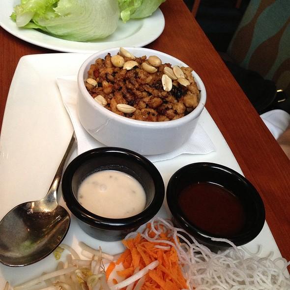 Chicken Lettuce Wra - Bistro West - Carlsbad, Carlsbad, CA
