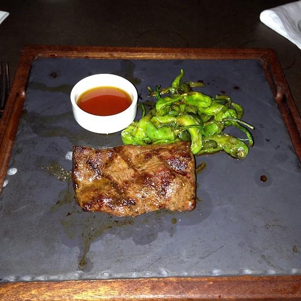 American Kobe Flat Iron Steak - DUO - Steak & Seafood, Wailea, HI