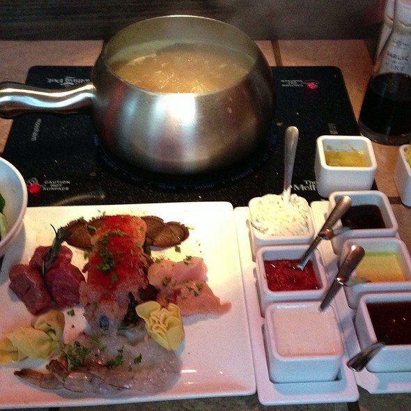 Fondue Delight - The Melting Pot - Reston, Reston, VA