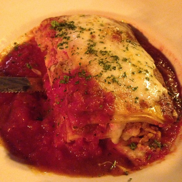 lasagna - Wheatfields Restaurant & Bar, Saratoga Springs, NY
