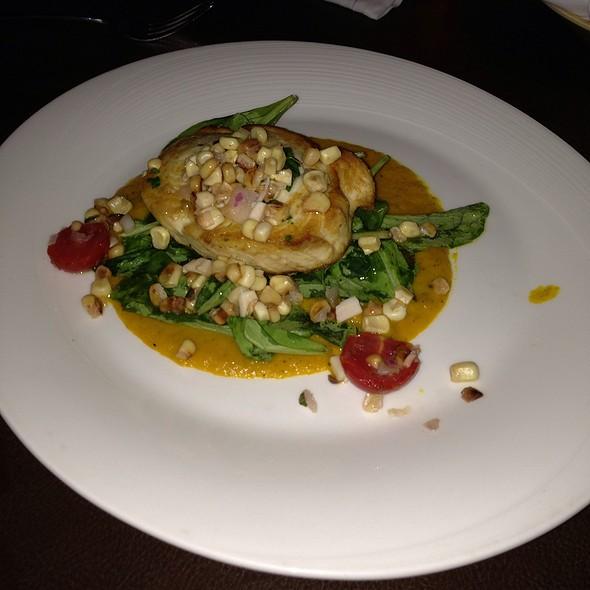 Pan Seared Shitomi - DUO - Steak & Seafood, Wailea, HI