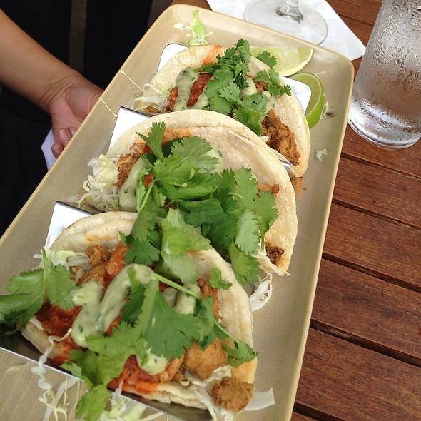 Fresh Fish Tacos - Monkeypod Kitchen - Wailea, Kihei, HI