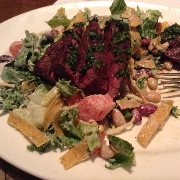 Grilled Steak Salad - Table 24, Rutland, VT