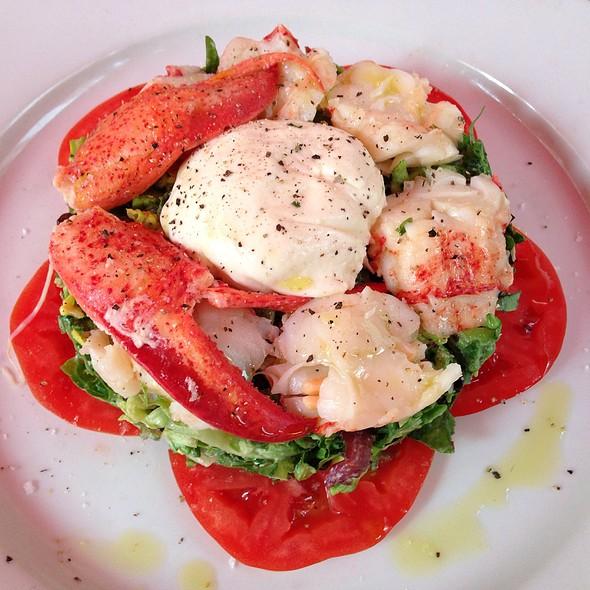 Lobster & Burrata Chopped Salad - Redeye Grill, New York, NY