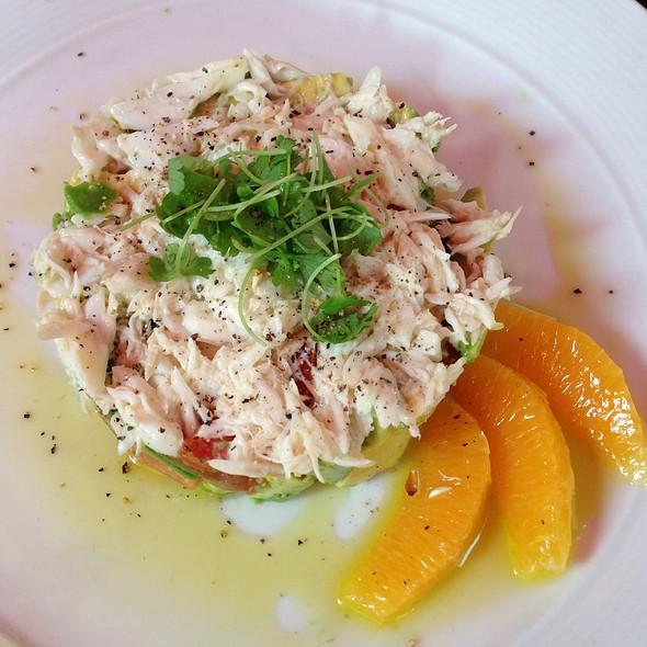 Jumbo Lump Crabmeat & Avocado Salad - Redeye Grill, New York, NY