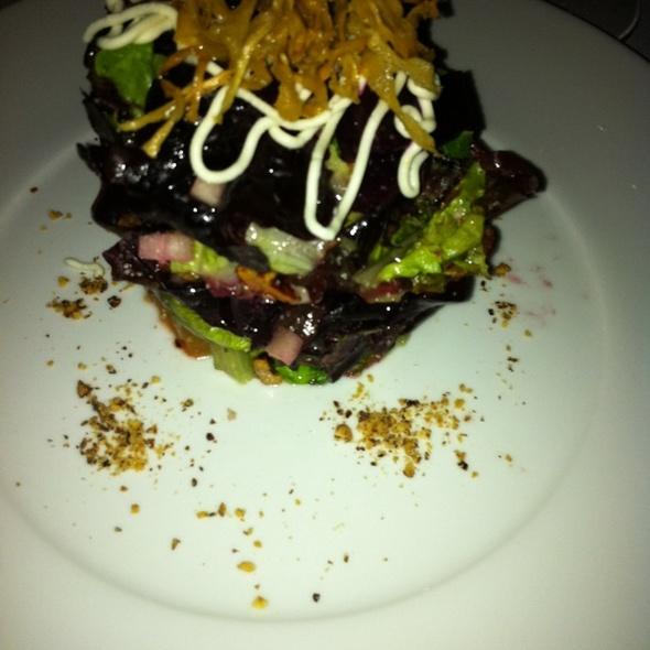 Beet Salad - Raymonds, St. John's, NF