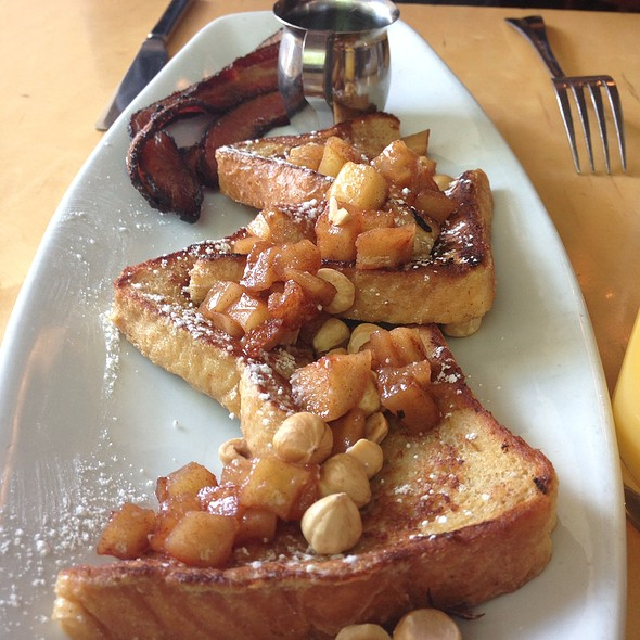 French Toast - Mateo, Boulder, CO