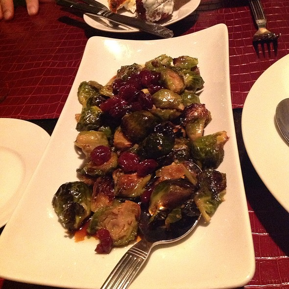 Glazed Brussels Sprouts - Marketplace, Louisville, KY