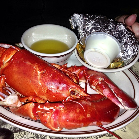 2 Lbs Main Lobster - Union Oyster House, Boston, MA