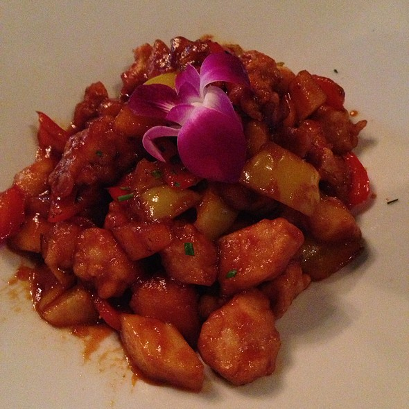 Sweet And Sour Chicken - Sushi Lounge - Totowa, Totowa, NJ