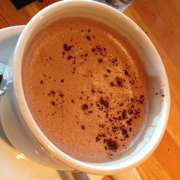 Hot Chocolate - Edible Canada at the Market, Vancouver, BC