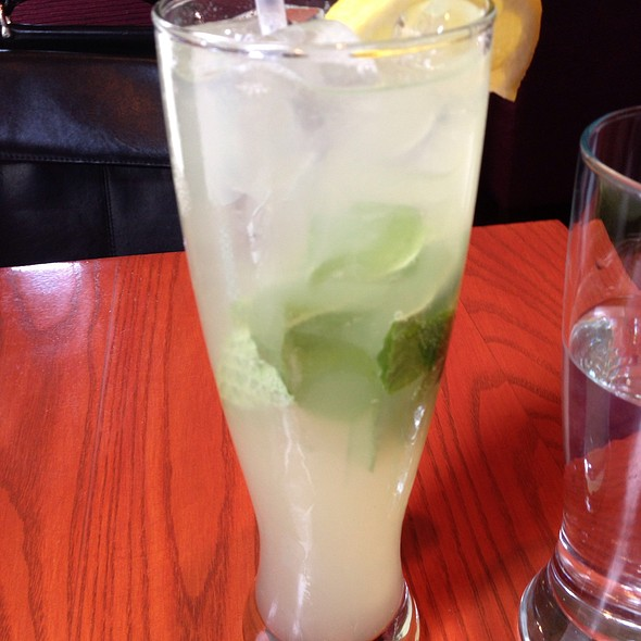 Ginger Ale - Candle 79, New York, NY