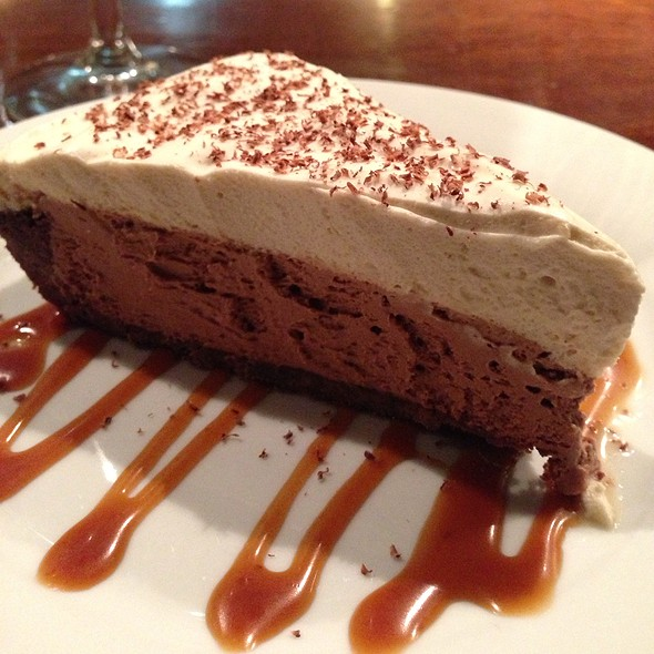 French Silk Pie - Crow, Seattle, WA