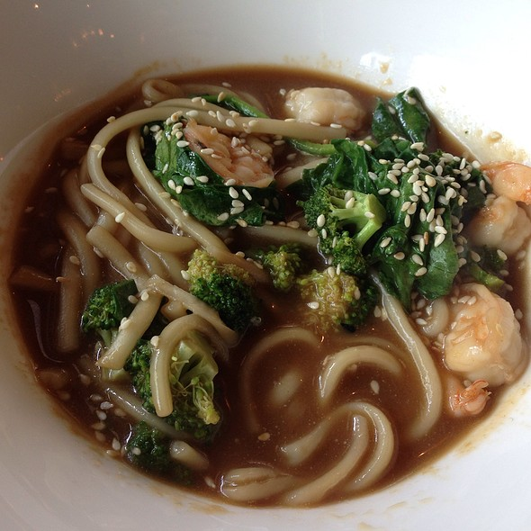 Udon Noodles - Food Wine and Co., Bethesda, MD
