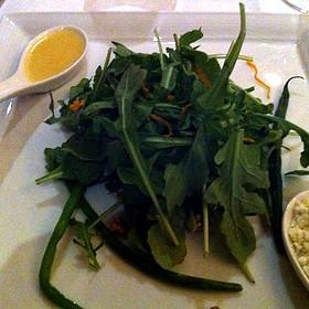 Victory Farms Organic Arugula Salad - Escabeche - The Prince of Wales Hotel, Niagara-on-the-Lake, ON