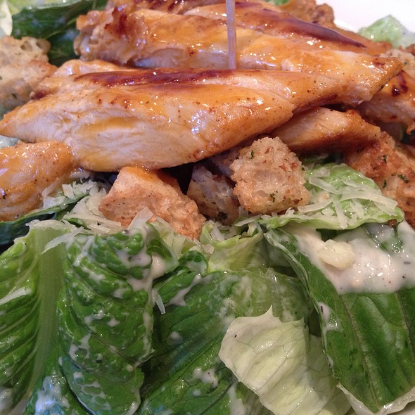 Ceasar Salad - Nando's Flame-Grilled Chicken - Davie, Vancouver, BC