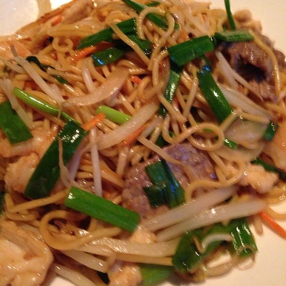 Combination Lo Mein - Yao Fuzi Cuisine, Plano, TX
