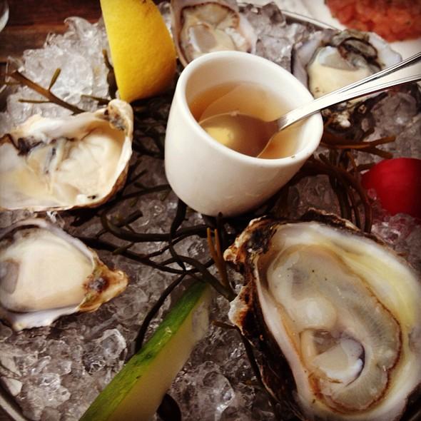Oysters! - Saxon + Parole, New York, NY