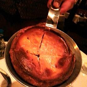 Yorkshire Pudding - Lawry's The Prime Rib - Dallas, Dallas, TX