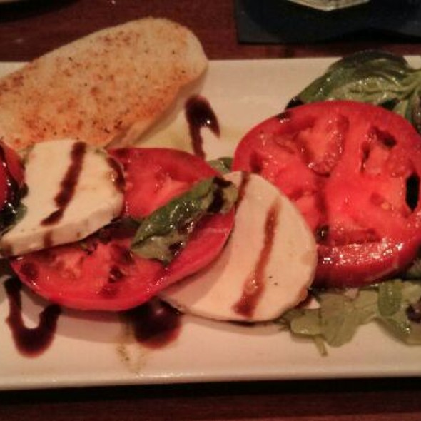 Beefsteak Tomato And Mozzarella Salad - Mitchell's Fish Market - Winter Park, Winter Park, FL