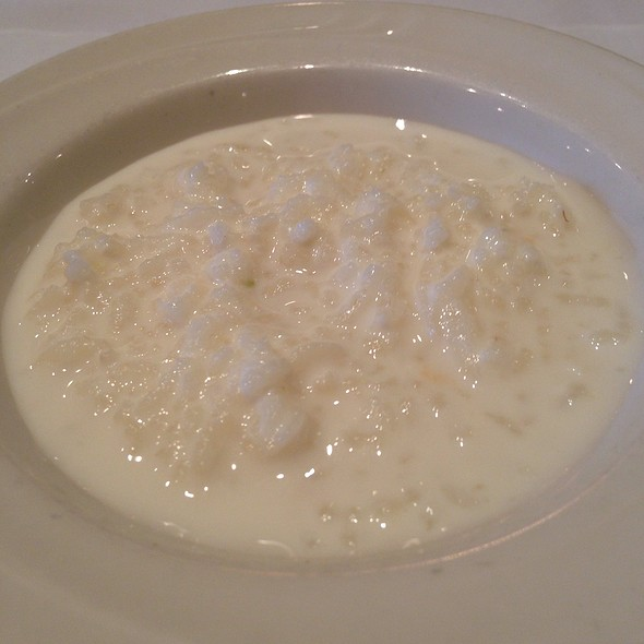 Rice Pudding - Nawab Indian Cuisine - Newport News, Newport News, VA