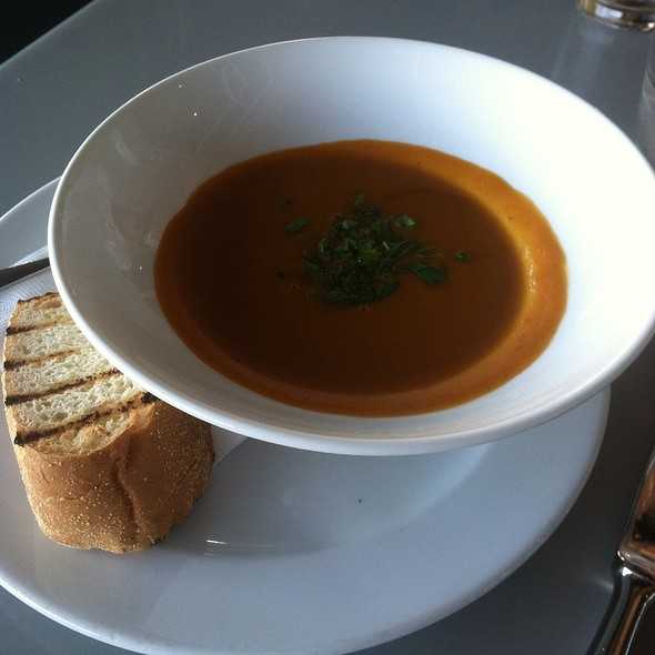 Butternut Squash Soup - Old Blinking Light, Highlands Ranch, CO