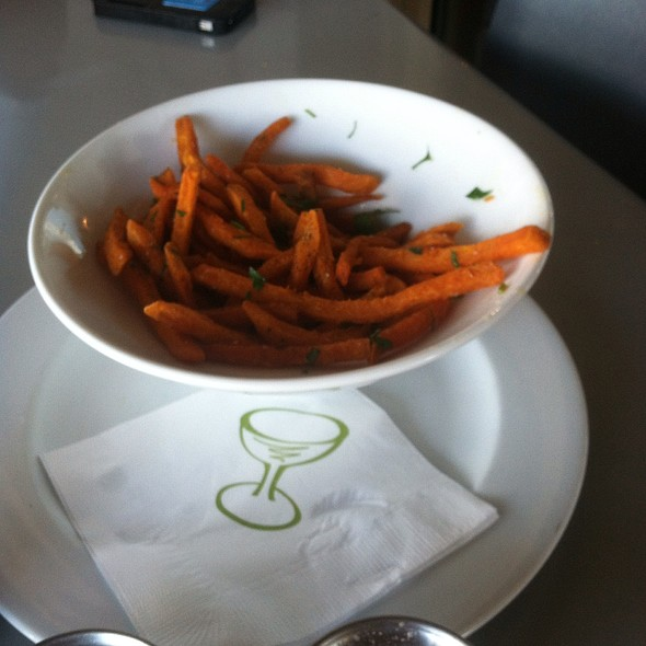 Sweet potato fries - Old Blinking Light, Highlands Ranch, CO