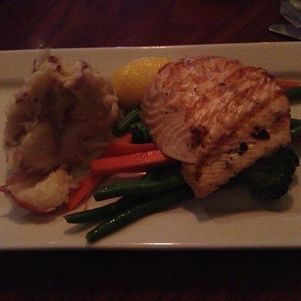 Grilled Salmon - Mitchell's Fish Market - Lansing, Lansing, MI