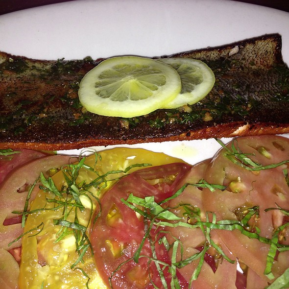 Trout & Tomatoes - The Basin, Saratoga, CA