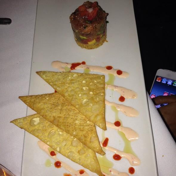 Ahi Tuna Tower - Morton's The Steakhouse - Houston - Downtown, Houston, TX