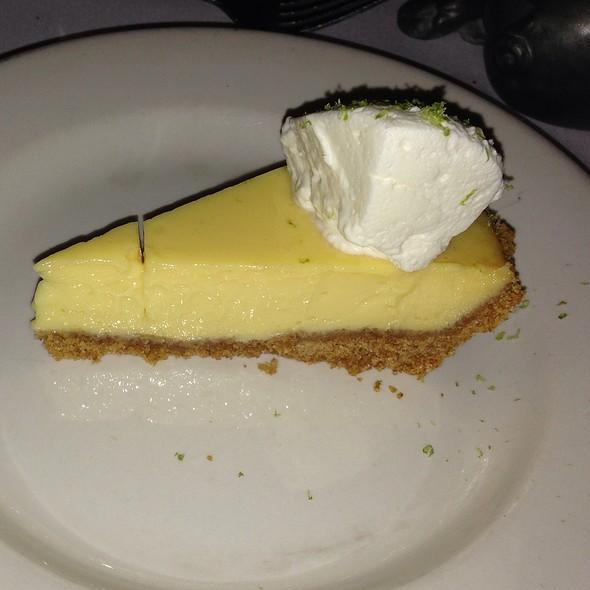 Key Lime Pie - Morton's The Steakhouse - Houston - Downtown, Houston, TX