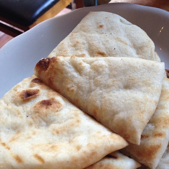 Pita - Uncle Nick's Greek Cuisine - Chelsea, New York, NY