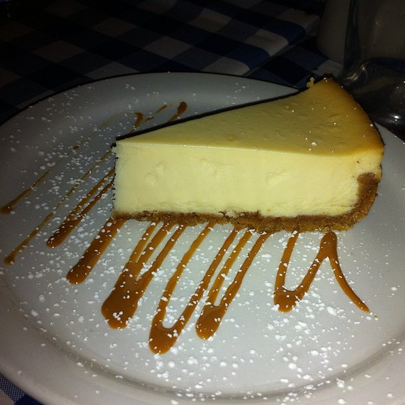 Cheesecake - Merchants River House, New York, NY