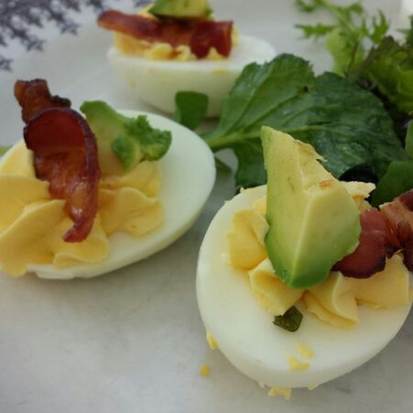 Deviled Eggs - The Blue Pig Tavern, Cape May, NJ