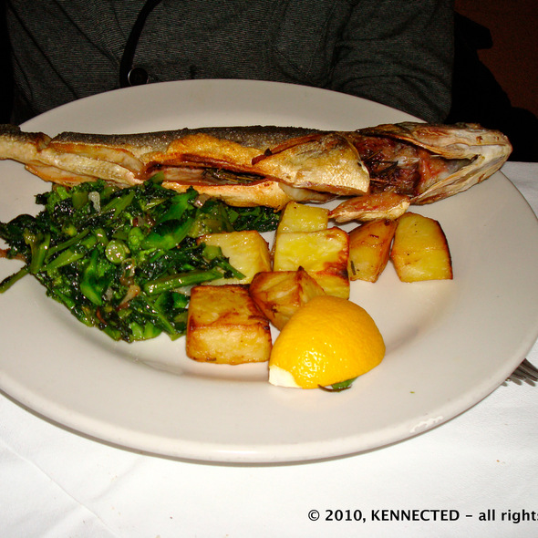 Branzino - Bottino, New York, NY
