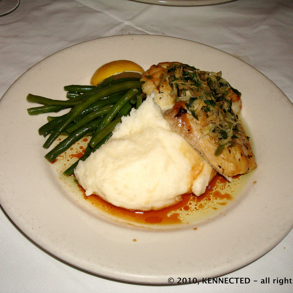 Sea bass - Bottino, New York, NY