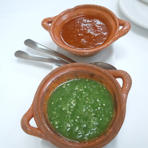 Salsa Verde Y Roja - Nicos Queretaro, Querétaro, QUE