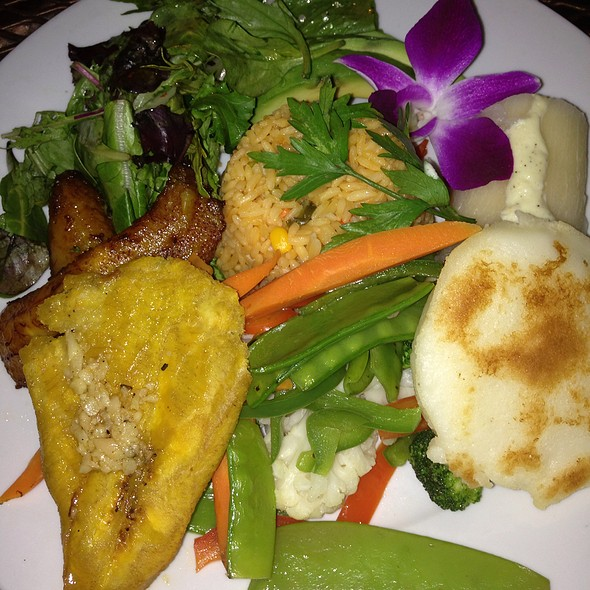 Plato Vegetariano - Mixto, Philadelphia, PA