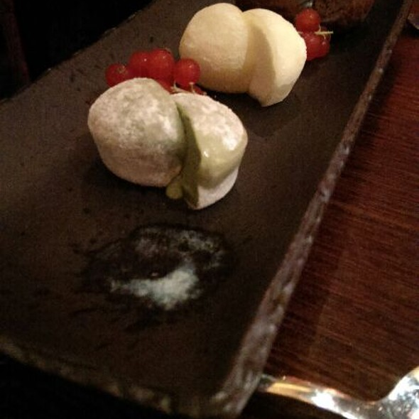 Mochi Ice Cream Trio - Aqua Kyoto, London