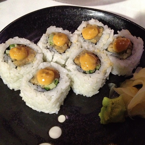 Spicy Tuna Rolls - Blue Water Cafe, Vancouver, BC