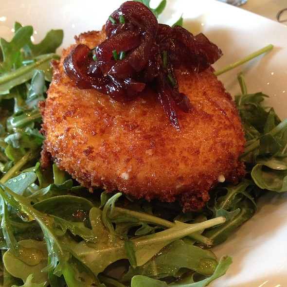Fried Goat Cheese - Iron Hill Brewery - Lancaster, Lancaster, PA