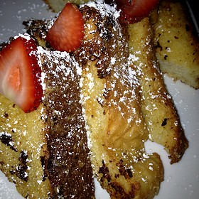 Creme Brulee French Toast - MAX's Wine Dive Houston - Washington Ave., Houston, TX