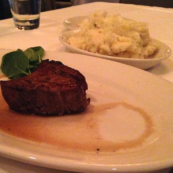 6Oz. Filet Mignon - Morton's The Steakhouse - New Orleans, New Orleans, LA