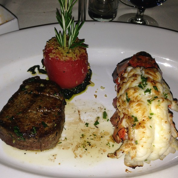Surf And Turf - Salacia Prime Seafood and Steaks, Virginia Beach, VA