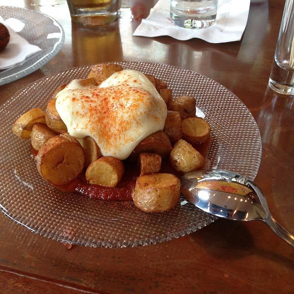 Patatas Bravas - Jaleo Crystal City, Arlington, VA