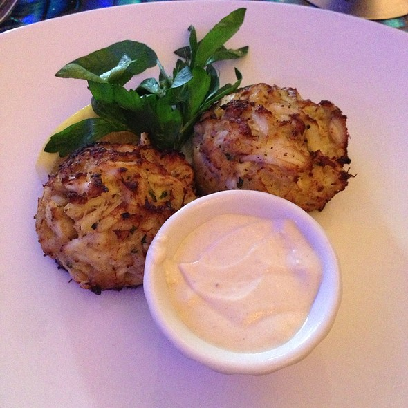 Crab Cakes - Oceanaire Seafood Room - Boston, Boston, MA