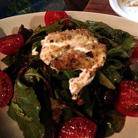 Goat Cheese Salad - La Merenda, Milwaukee, WI