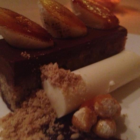 Chocolate Hazelnut Darling - Top of the Rock Restaurant at the Marriott Buttes Resort, Tempe, AZ