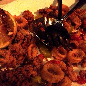 Spicy Calamari - The Capital Grille - Plano, Plano, TX